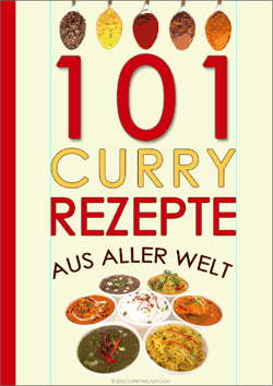 Curry Rezepte E-Book